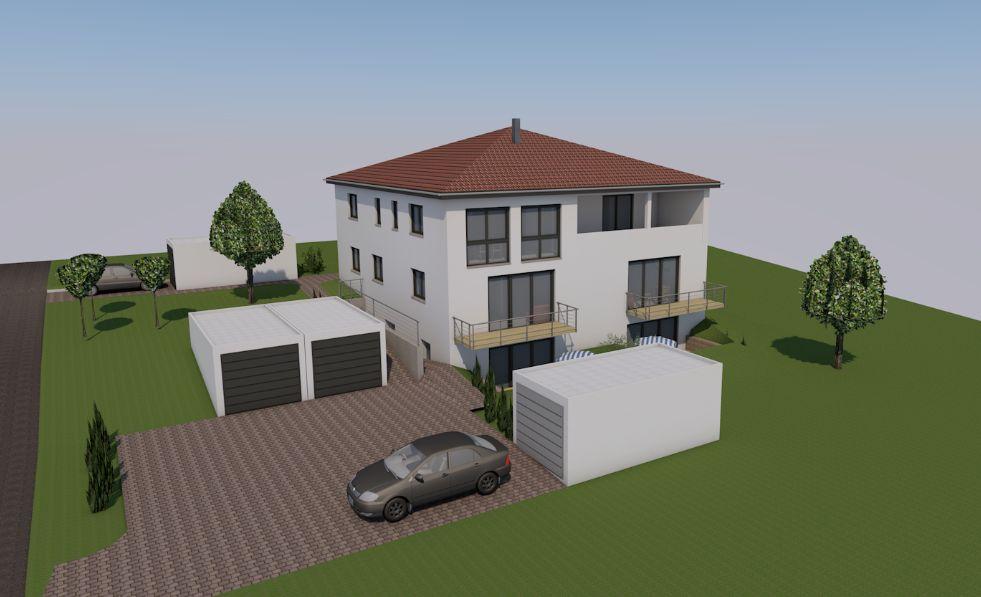 Fünffamilienhaus Bissingen Stadtvilla