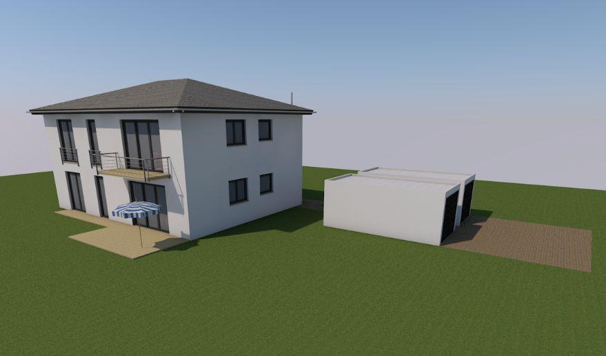 Zweifamilienhaus Möttingen Baadfeld 48